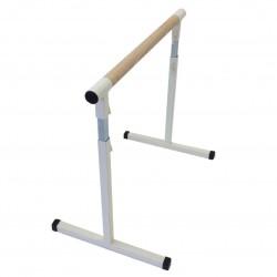 Barre danse réglable amovible Longeur 2M bois