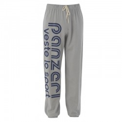 Pantalon Panzeri Gris-bleu