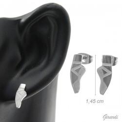 Boucles d'oreilles pointes