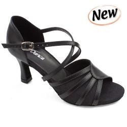 Chaussures danse en noir marque Sodanca