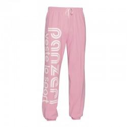 Pantalon Panzeri en Rose/Blanc