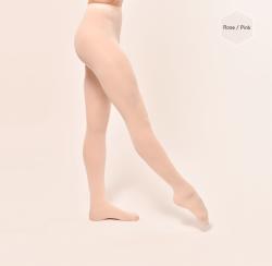Collants de danse ultrasoft avec pied de la marque Française Dansez-vous