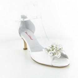 Chaussures de mariage femme modèle Malen