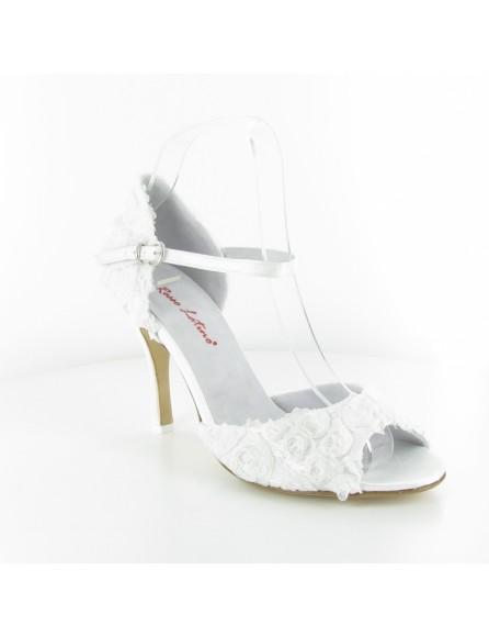 c49d2b61ba7053 Chaussures de mariage femme modèle Cate