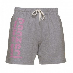 Short Panzeri Gris chiné rose
