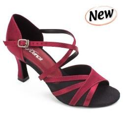 Chaussures danse en burgundy marque Sodanca