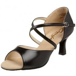Chaussures danse noir Capezio