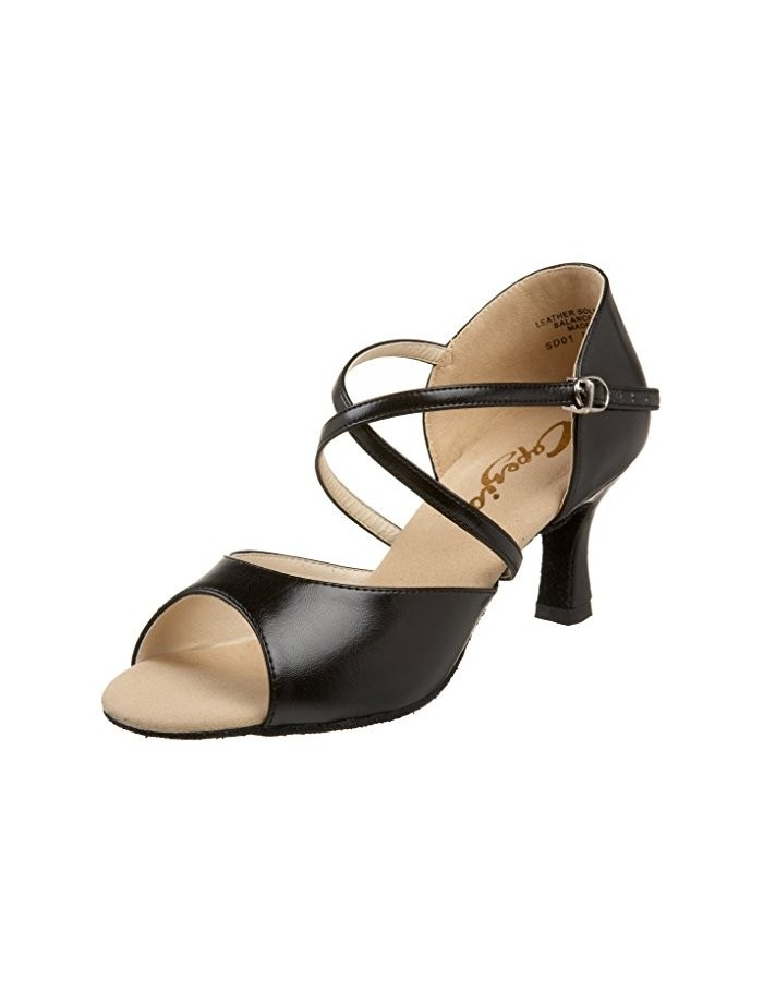 Danse Chaussures Chaussures Noir Capezio Danse w8n0OPkX