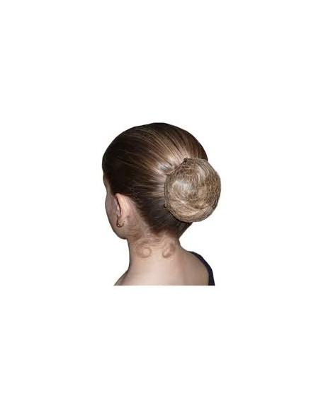 Filets chignon danse couleur cheveux