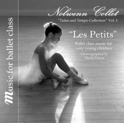 """CD cours de danse """" Les petits"""""""