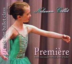 """CD cours de danse """"Premiere"""""""