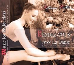 """CD cours de danse """"Rendez-vous avec la danse"""""""