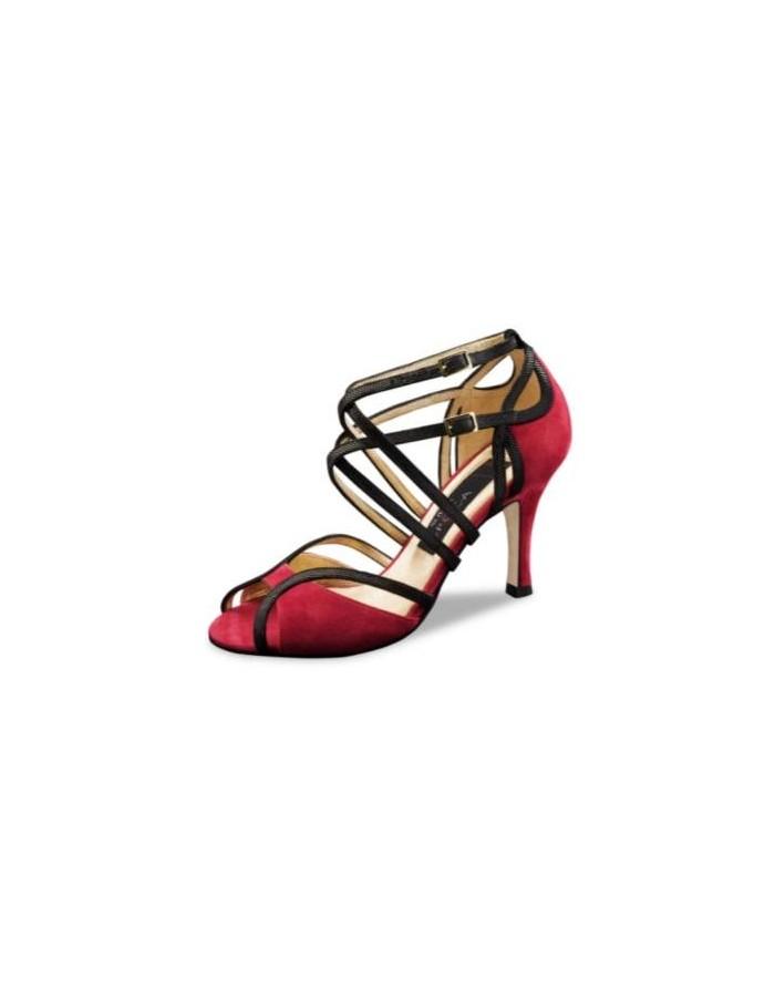 Cosima la chaussure de danse de salon par werner kern sur for Salon de la chaussure