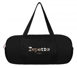 Sac de danse Repetto Grand polochon noir