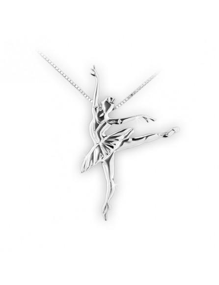 Bijoux danse pendentif danse classique