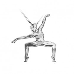 Bijoux danse pendentif danse contemporaine