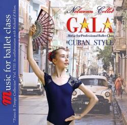 CD cours de danse Gala