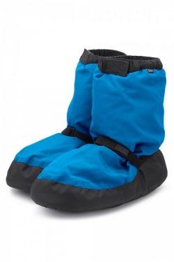 Boots échauffement Bloch Fluo Blue
