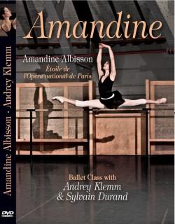 DVD cours de danse Andrey Klemm avec Amandine Albisson étoile