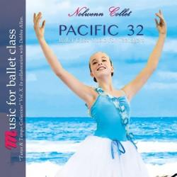 """CD cours de danse """"Pacific 32"""" pour adolescents"""