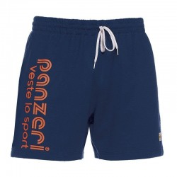 Short Panzeri Marine/Orange