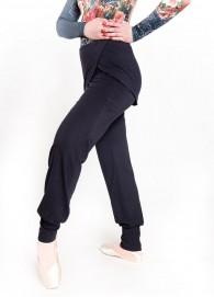 Pantalon de danse avec jupette