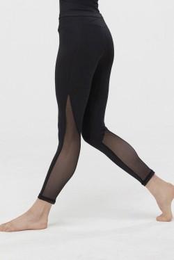 Leggings avec voile Belinda