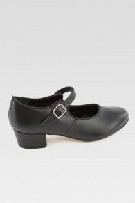 Chaussures de Caractère talon cubain CH01