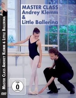 DVD cours de Danse Andrey Klemm / Little Ballerina