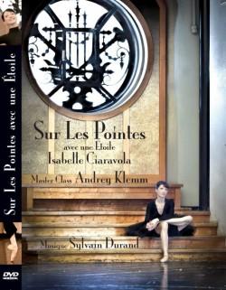 DVD cours de danse Andrey Klemm avec Isabelle Ciaravola