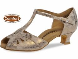 """Chaussures de danse latine """"confort"""" mod 019"""