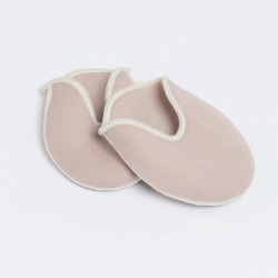 Embouts pointes tissu stretch/gel silicone