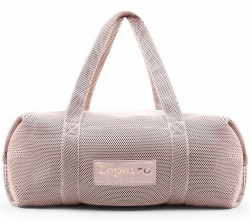 Grand Sac Repetto mesh rose