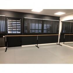 Barre de danse longueur 4M