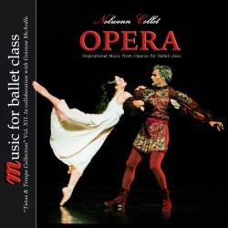CD cours de danse Opéra