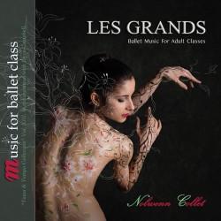 CD cours de danse les Grands