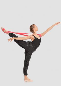 Flexibility Band : élastique pour le travail de l'assouplissement