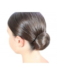 Kit chignon pour cheveux bruns