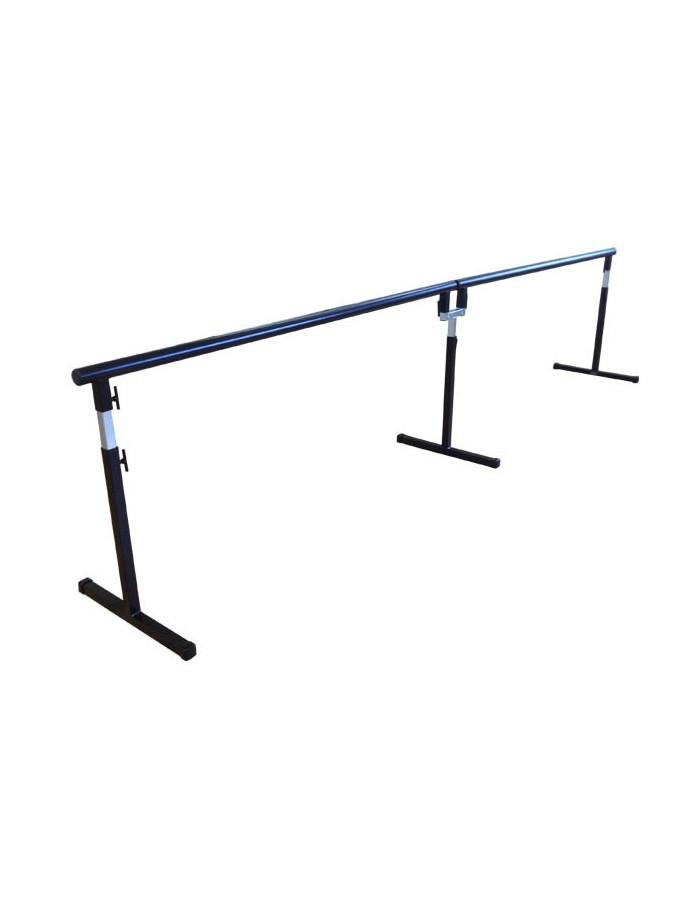 Barre de danse amovible r glable de 2x2 m tres magasin for Hauteur barre danse classique