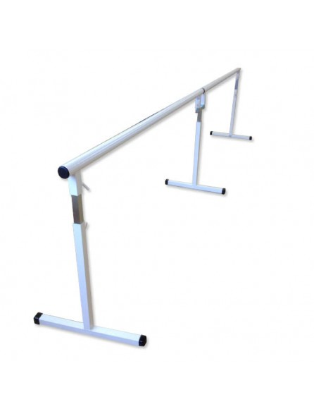 Barre danse Amovible Standard double 2X1,5m