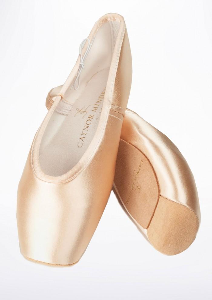 pourtant pas vulgaire style de mode qualité stable Pointes de danse Gaynor Minden , une réussite inégalée