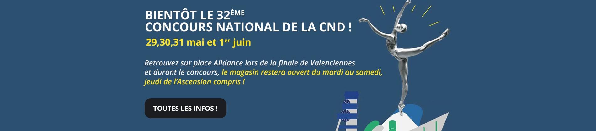 32ème concours National de la CND